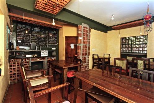 Dream Catcher Cafe interior